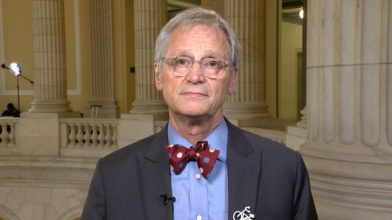 Rep. Earl Blumenauer (D-OR) spoke to KATU from Capitol Hill on Nov. 30, 2016. (SBG)