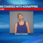 Fulton man charged with kidnapping after woman found tied up with ropes