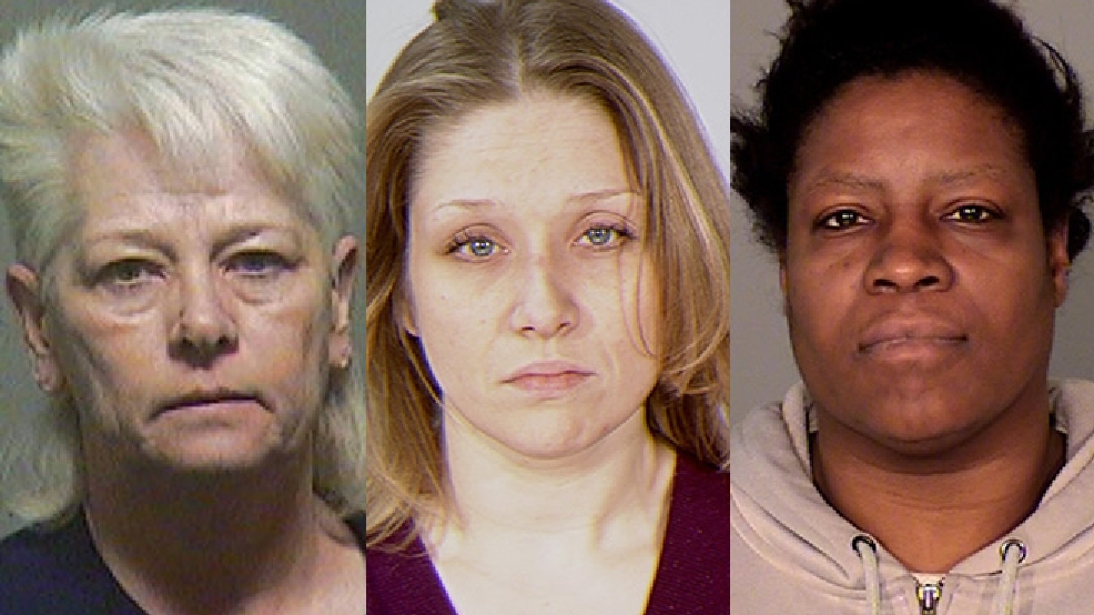 L-R: Dianna Siveny, Kandi Siveny, Rosie Campbell [Outagamie Co. Sheriff's Dept./Ramsey Co. (Minn.) Sheriff's Office]
