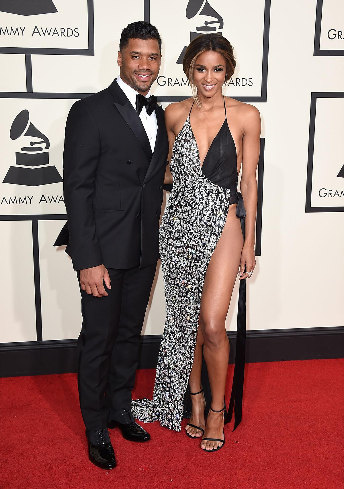 Photos Red Carpet Arrivals At The Grammy Awards News