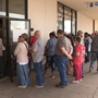Long wait times for FEMA assistance in Beaumont