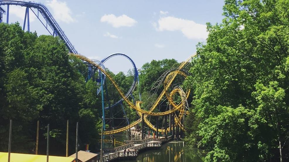Busch Gardens Celebrating Loch Ness Monster 40th Anniversary With Special  Deals