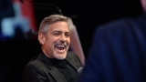 George Clooney hits the road for 2,500-mile bike trip