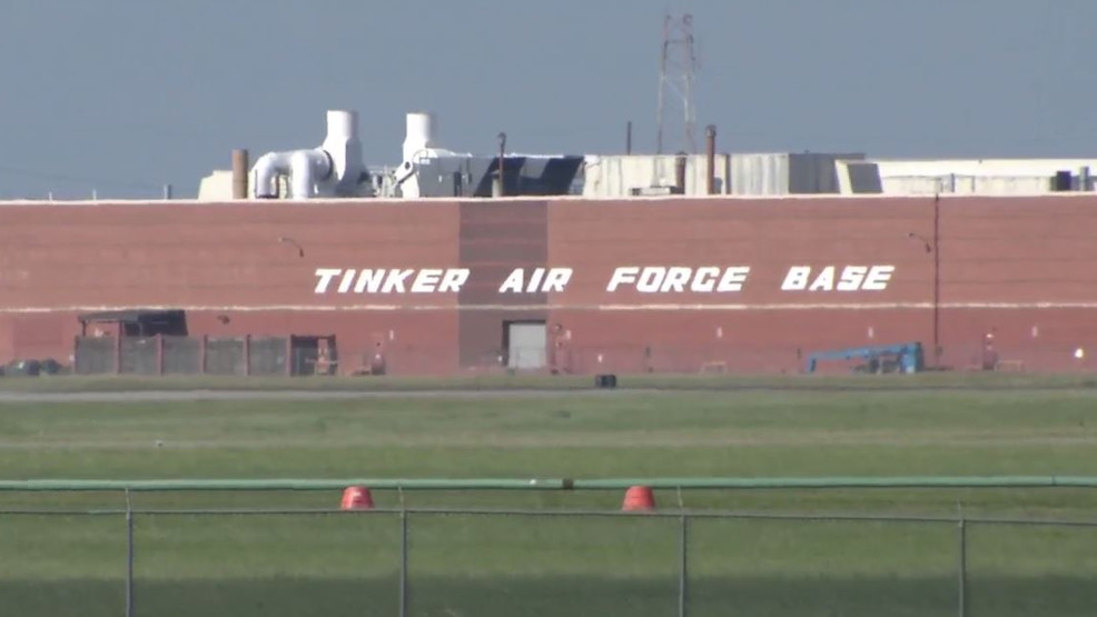 Where is tinker afb