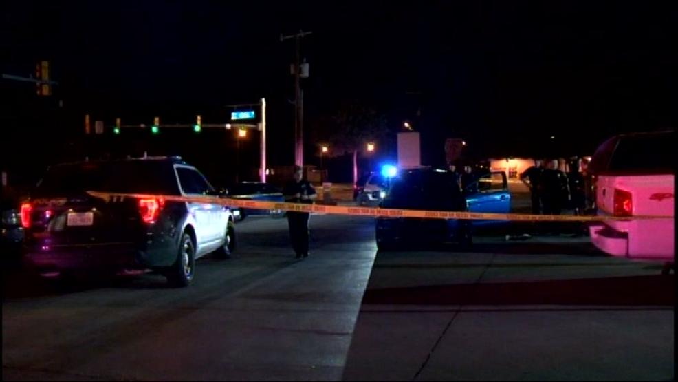 Man Shot  Chest Drives Restaurant  Kabb