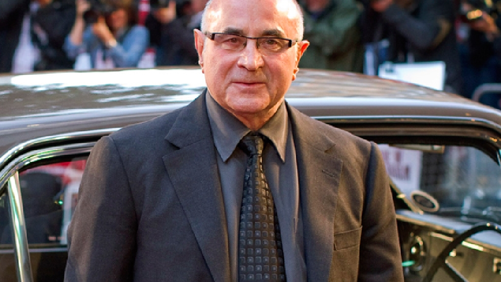"FILE - This Sept. 20, 2010 file photo shows British actor Bob Hoskins arriving for the World Premiere of ""Made in Dagenham"" in London. (AP Photo/Joel Ryan, file)"