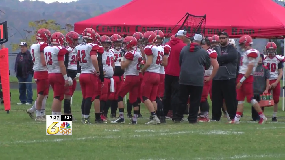 Westmont holds off Central Cambria 20-7