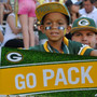 Packers fans enjoy Family Night after weather delay