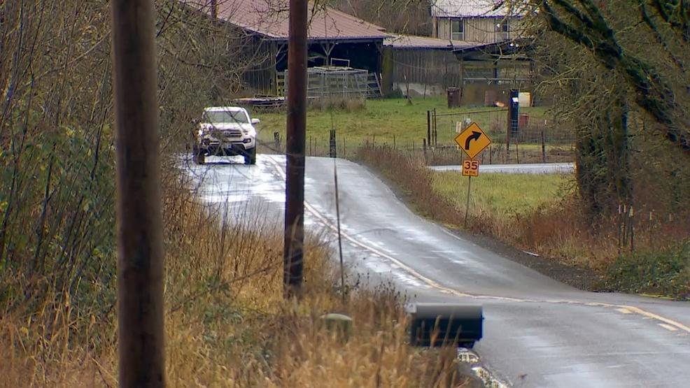Resultado de imagen para New report highlights alarming stats for Oregon traffic fatalities on rural roads