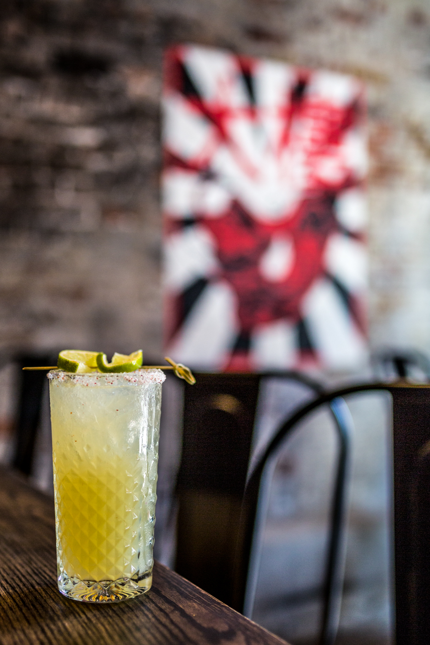 <p>Yuzu Margarita: El Jimador Reposado, triple sec, yuzu, fresh citrus, and lemongrass / Image: Catherine Viox // Published: 9.9.19<br></p>