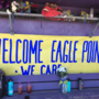 Eagle Point Softball Welcomed with Memorial at Playoff Game