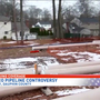 Company offers to relocate residents affected by sinkholes