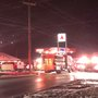 Investigation underway after fire breaks out at Rustburg auto shop