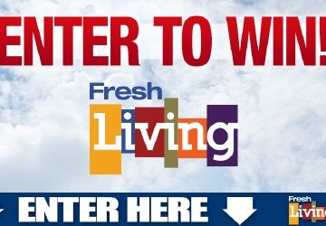 Fresh Living Giveaways
