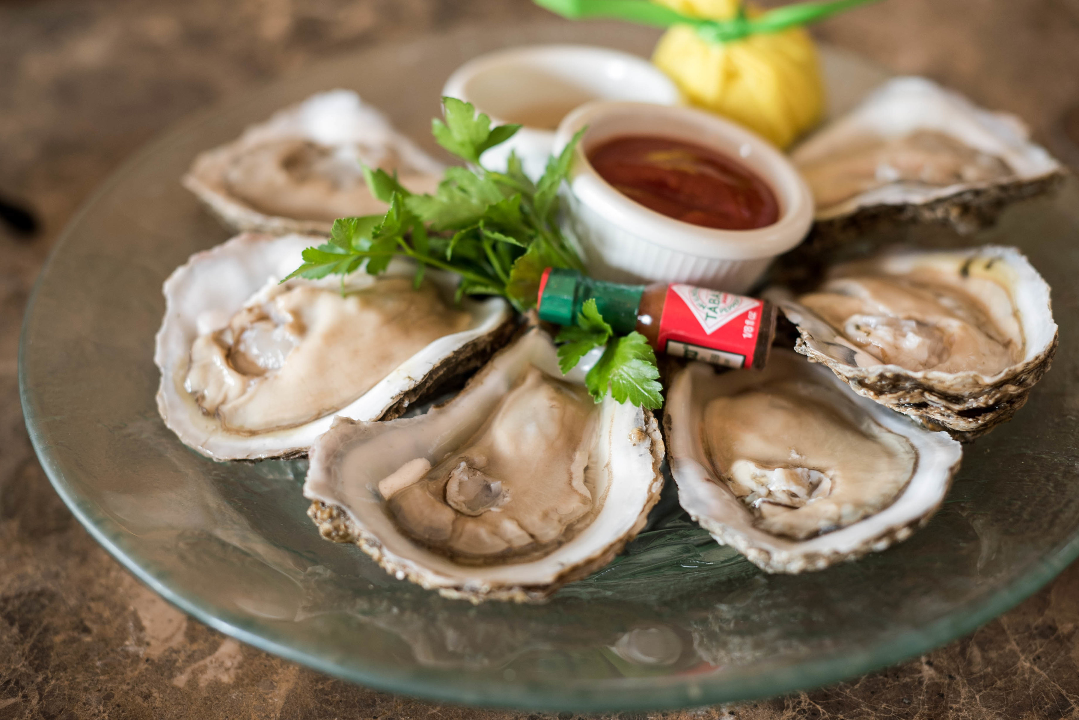 Oysters (photo credit Will Hawkins Photography)<p></p>