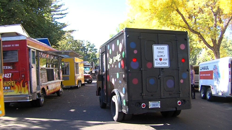 Idlewild Park Reno Food Truck