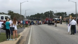 Car plows into Ala. marching band during Gulf Shores Mardi Gras parade