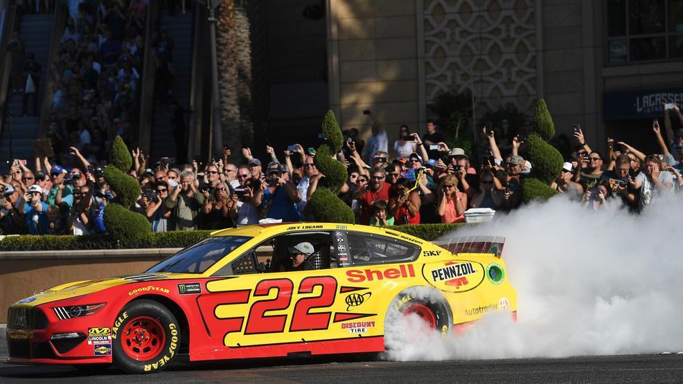 Rain causes NASCAR Xfinity Series race in Las Vegas to be postponed to Sunday