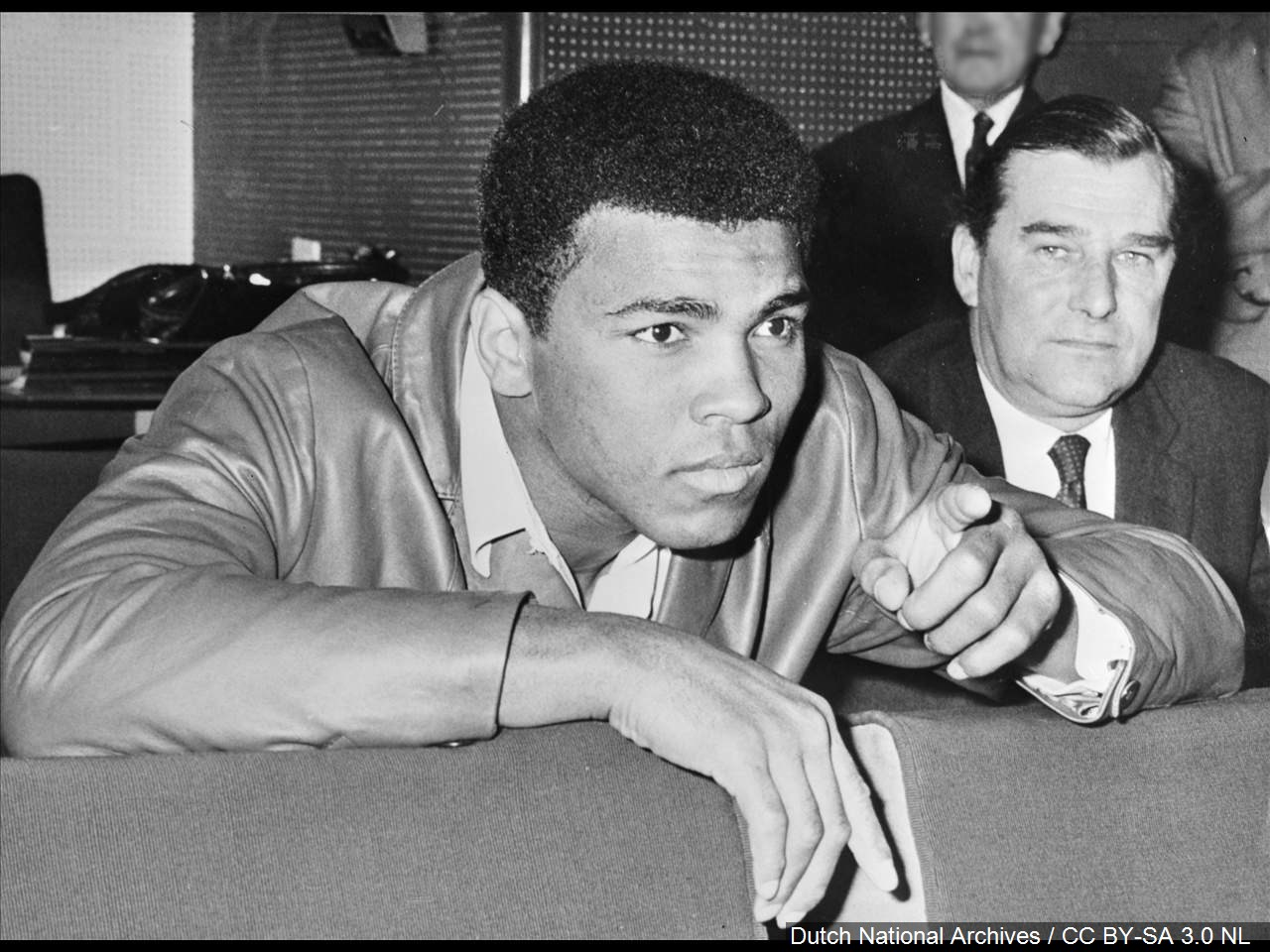 Muhammad Ali was admitted to the hospital with a respiratory issue according to his rep who confirmed Thursday, June 2, 2016. (Muhammad Ali Birthday 1/17 1942, Photo Date: 1966 - Dutch National Archives / CC BY-SA 3.0 NL )
