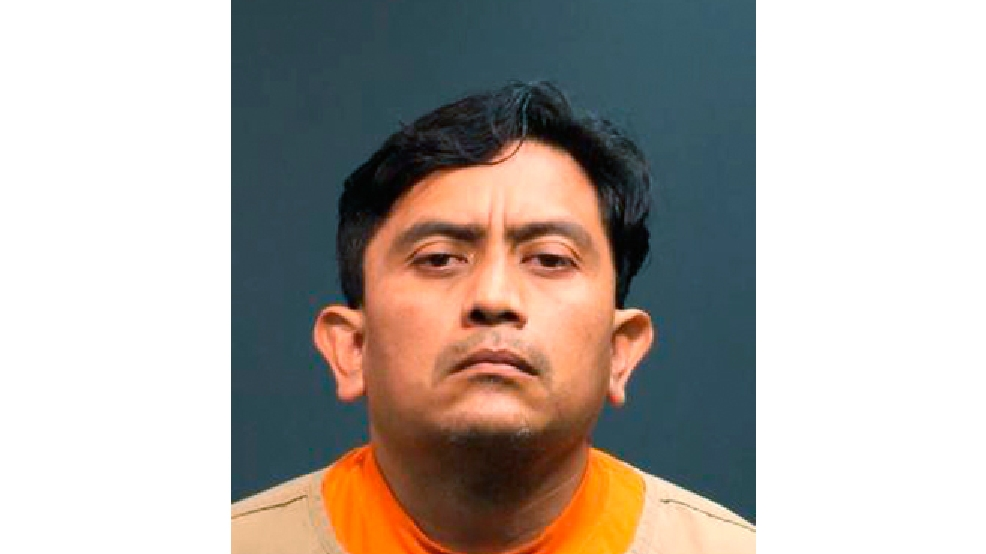 In this Tuesday, May 20, 2014, photo released by the Santa Ana Police Department, shows suspect Isidro Garcia, age 41 of Bell Gardens, Calif. who was arrested in Santa Ana, Calif. (AP Photo/Santa Ana Police Department)