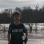 Local kid reports on Buchanan flooding