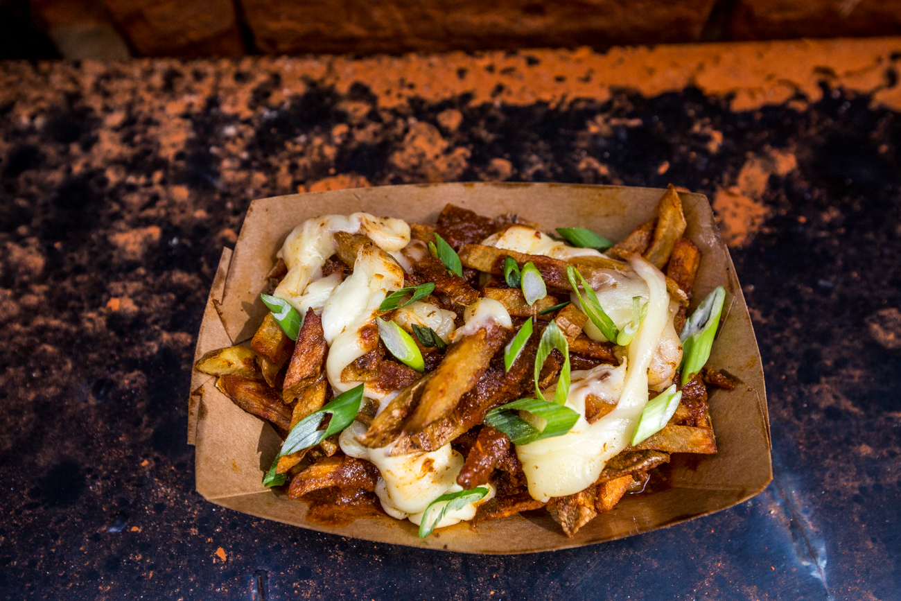 Poutine from The Walk Up / Image: Catherine Viox{ }// Published: 11.12.19