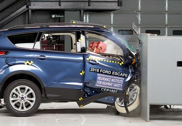 Latest crossover SUV crash-tests reveal alarming discrepancy for passenger-side safety