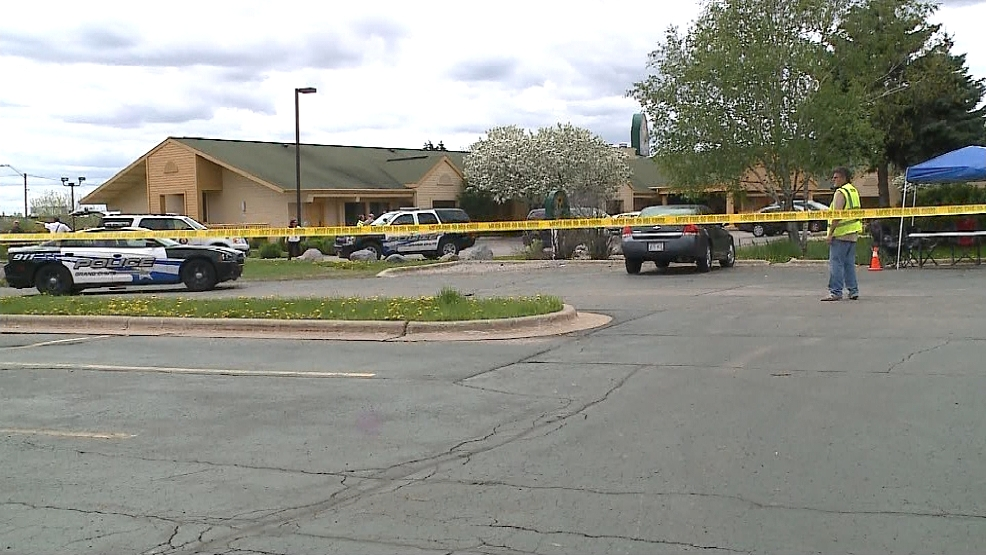 Grand Chute police are investigating a possible meth lab at a hotel on College Ave., Thursday, May 22, 2014. (WLUK)