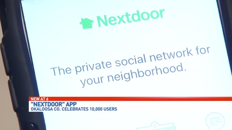 App bringing Okaloosa County neighbors together | WEAR