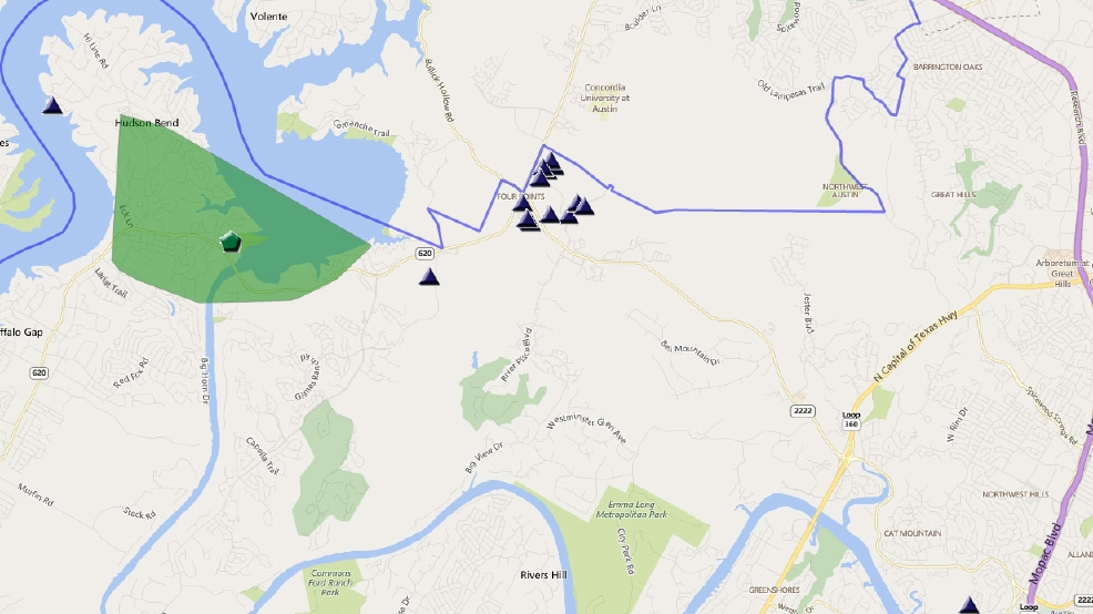 Image Result For Central Hudson Power Outage Map