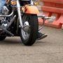 Weather not putting a damper on spring Harley rally