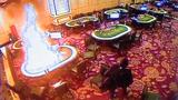 Security video shows methodical gunman in casino attack
