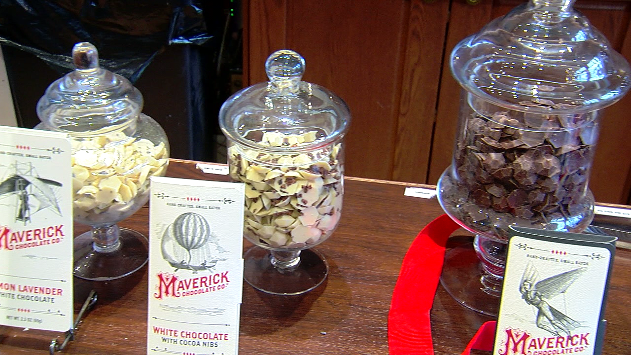 Local chocolatier wins a national award (WKRC)