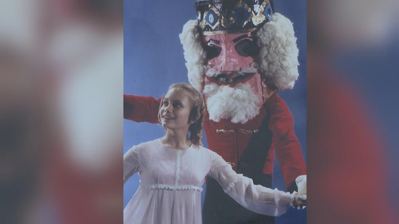 "Daryl Kamer was never able to sit down and watch her daughter, Darielle Eberhard, perform in ""The Nutcracker"" as Clara. That was 1976 and Daryl was busy directing dancers behind the stage. Now, Darielle joins her behind-the-scenes. (WSYX/WTTE)"