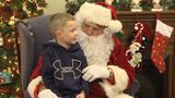 Santa comes to Siouxland: kids visit Santa's House before the holidays