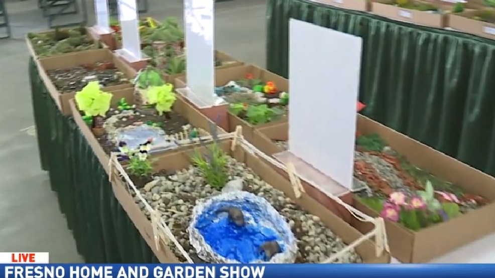 Jim Visits The Home U0026 Garden Show | KMPH