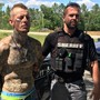 Two arrested after multi-hour manhunt in Coffee County