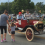 95-year-old woman is familiar face in Cheviot Harvest Home Parade