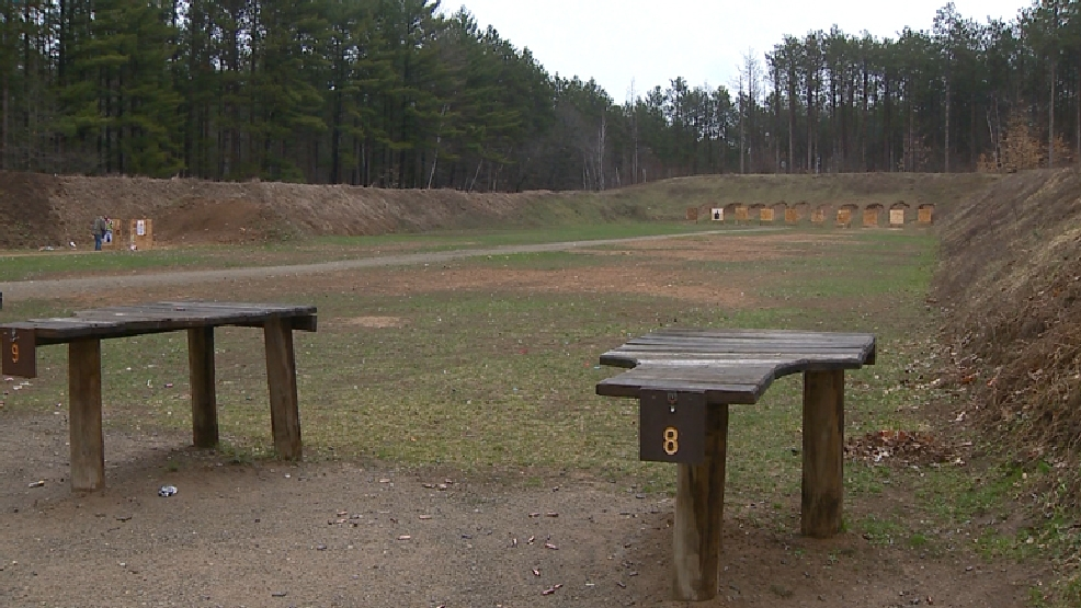 File photo of the Machickanee Forest Shooting Range. (WLUK)