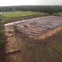 Before and After: Drone footage shows aftereffects of South Alabama facility collapse