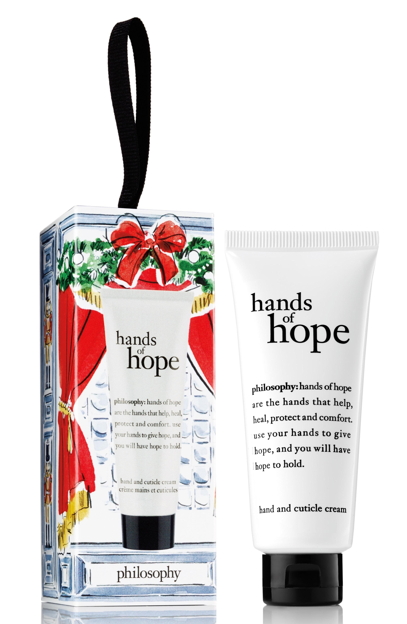 Philosophy 'hands of hope' hand & cuticle cream ornament $12 (Nordstrom)