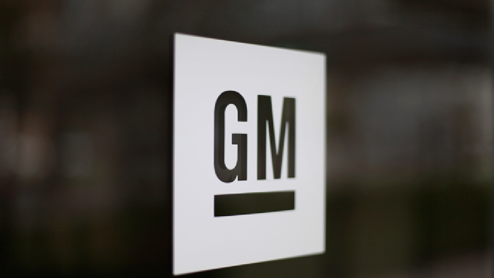 FILE - This Friday, May 16 2014 file photo shows the General Motors logo at the company's world headquarters in Detroit. (AP Photo/Paul Sancya, File)
