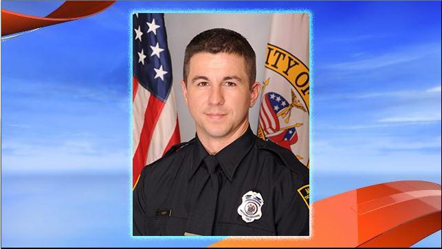 Officer Sean Tuder had ties to Florida. (Mobile Police Department|CNN)<p></p>