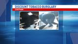 Discount Tobacco in Chatham robbed, suspect at large