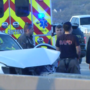 Wrong-way driver dies after crashing into concrete barricade on W. Loop 1604