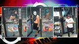 Man wears hockey mask in armed robbery