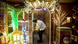 Photos: Visit a life-size Gingerbread House at this downtown Seattle hotel