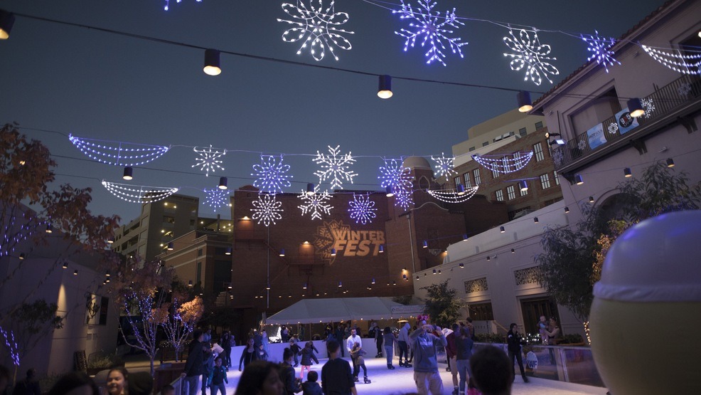 El Paso Christmas Lights.Christmas In The Desert At El Paso S Winterfest Watch Daytime