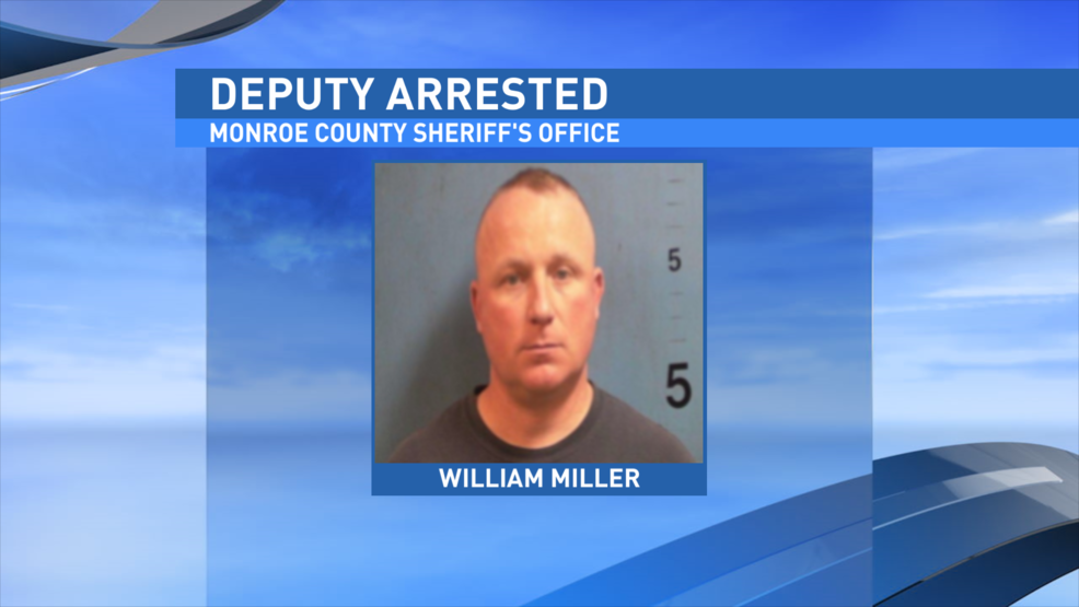 GBI: Monroe Sheriff Deputy arrested for Sexual Misconduct   WGXA