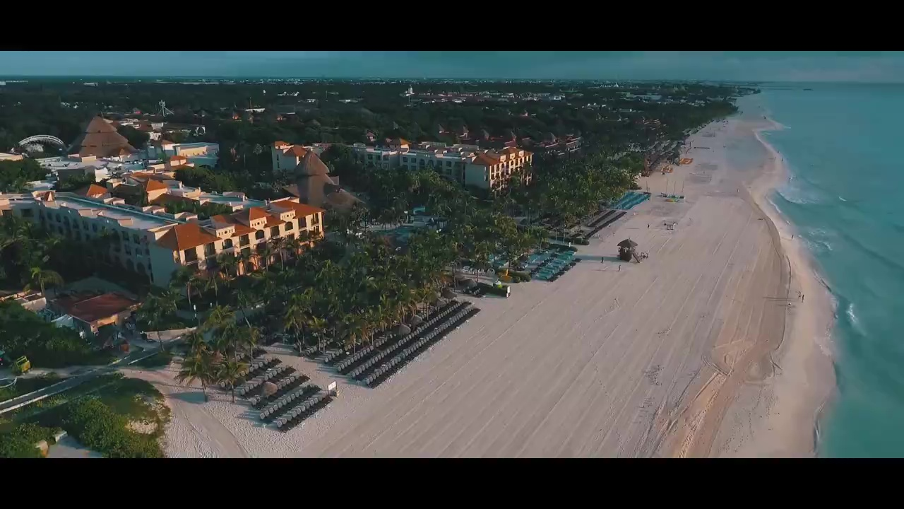 SandosPlayacar Beach Resort in Cancun, Mexico